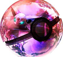 Pokeball | Espeon by SALSAMAN