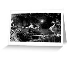 Caveway (Surrational) Greeting Card