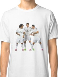 marcelo and cristiano ronaldo and james Classic T-Shirt