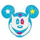Devil Mickey by grafoxdesigns