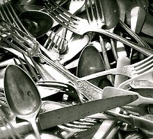 Forks and Spoons by dimpdhab