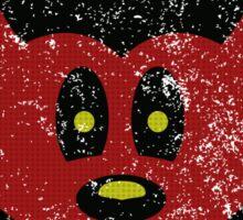 Devil Mickey Sticker