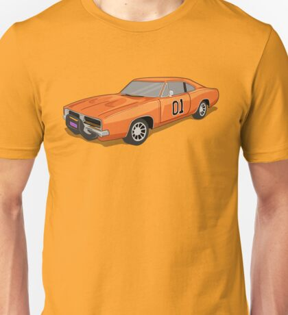 Dukes Of Hazzard (General Lee's Car) T-Shirt