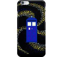 8Bit TARDIS iPhone Case/Skin