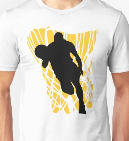 Basketball Player Unisex T-Shirt