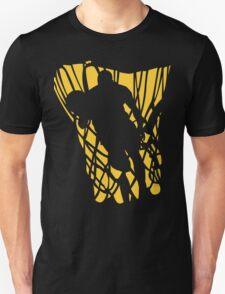 Basketball Player Dark Unisex T-Shirt