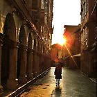 Corfu Old Town.... by Sarah-jane Monro