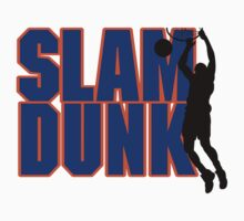 Basketball Slam Dunk Kids Clothes