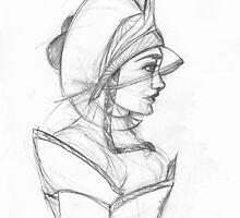 Regal by DrawingSaudade