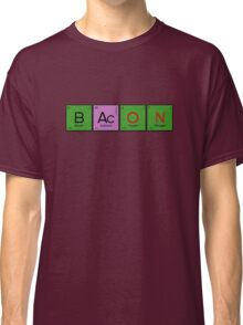 Pure Elemental Bacon Classic T-Shirt