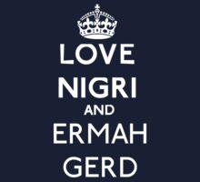 Love Nigri 2 Kids Tee