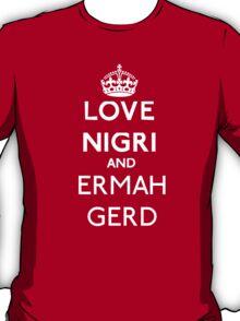 Love Nigri 2 T-Shirt