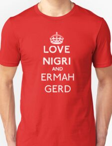 Love Nigri 2 T-Shirt
