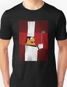 Hail to the chef Unisex T-Shirt