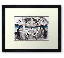 Max and Bella Stories Framed Print