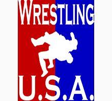 U.S.A. Wrestling logo Unisex T-Shirt
