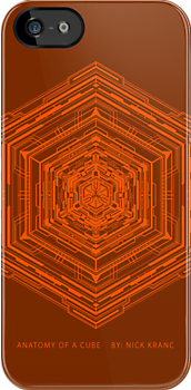 Anatomy of a Cube (Orange) by Cow41087