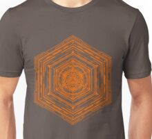 Anatomy of a Cube (Orange) T-Shirt