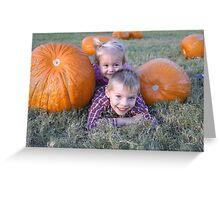 Fall Fun Greeting Card