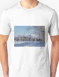 Winter landscape Japan T-Shirt