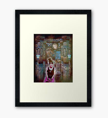 Perdita Framed Print