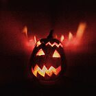  Jack-o&#x27;-lantern, Halloween is coming! by Maria  Gonzalez