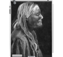 Chief White Mountain (Apache) iPad Case/Skin
