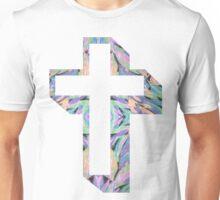 80's colour-cross Unisex T-Shirt