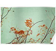 Autumn Happenings Poster