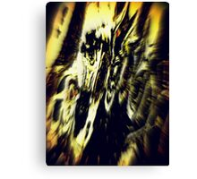 Monster Voice Canvas Print