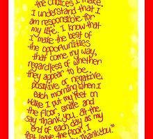 I Am Happy... by Sammy Nuttall