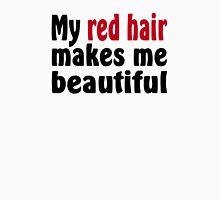 Red Hair Unisex T-Shirt