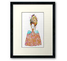 Marie-Antoinette Framed Print