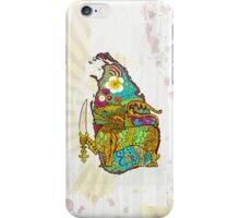 Tear Drop of the Indian Ocean iPhone Case/Skin