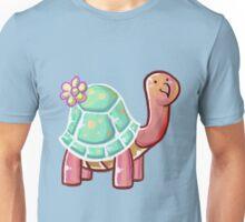 Flower Tortoise Unisex T-Shirt