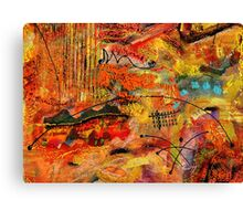 Red Rock Road Trip Canvas Print