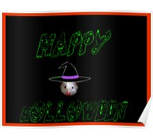 Holloween Mouse  Poster