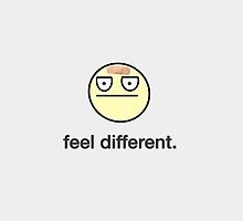 Feel Different by DailyEffingNews
