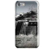 The Lean To.  Maybe this winter will do it iPhone Case/Skin