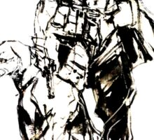 Metal Gear Solid V Sticker