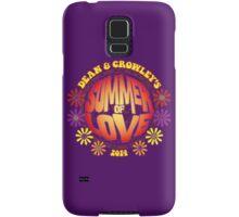 Summer of Love Samsung Galaxy Case/Skin