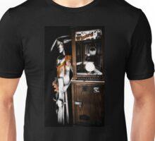 The Wizard Tells All Unisex T-Shirt