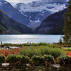 Lake Louise Alberta Canada  by Don Siebel