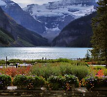 Lake Louise Alberta Canada  by Don Siebel