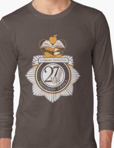Literary Detective Long Sleeve T-Shirt