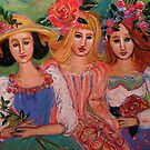 GARDEN PARTY by kimberlysdream
