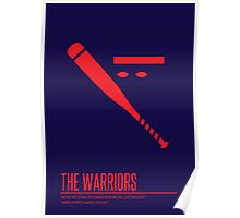 The Warriors 1979 Poster