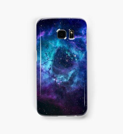 Blue Galaxy Samsung Galaxy Case/Skin