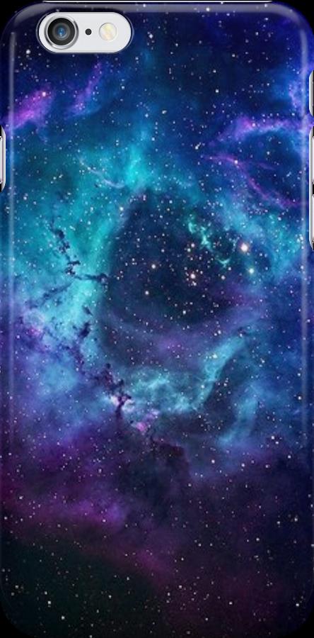 Blue Galaxy by triforce15