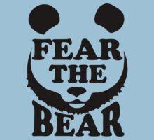 Fear the Bear- SF Giants  Kids Clothes